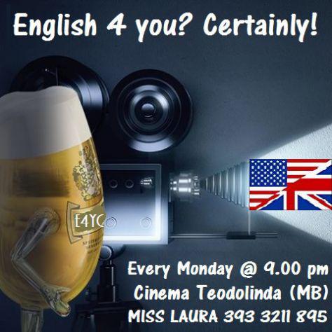 Omd! film in lingua originale e conversazione in inglese di