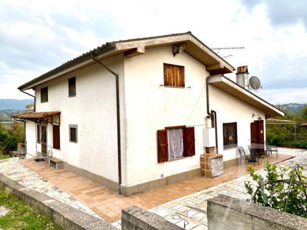 Zagarolo: villa unifamiliare due livelli ampia metratura