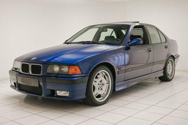 PARAFANGO ANTERIORE SINISTRO ANT SX BMW SERIE 5 E39 95/>03 DAL 1995 AL 2003