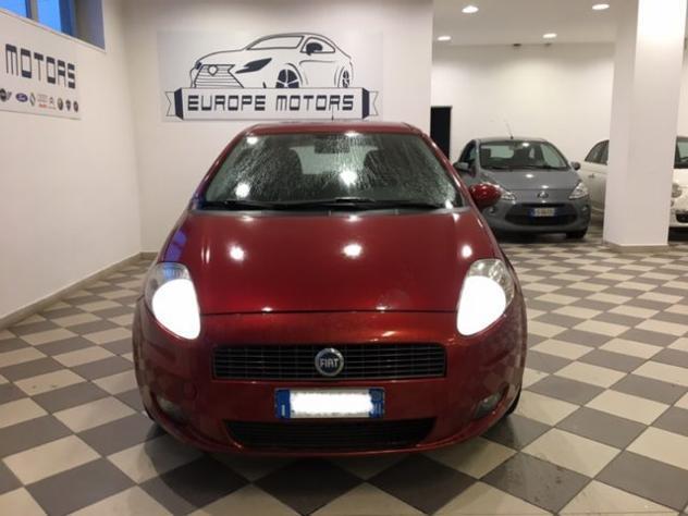 Fiat grande punto 1.4 5 porte active #neopatentati