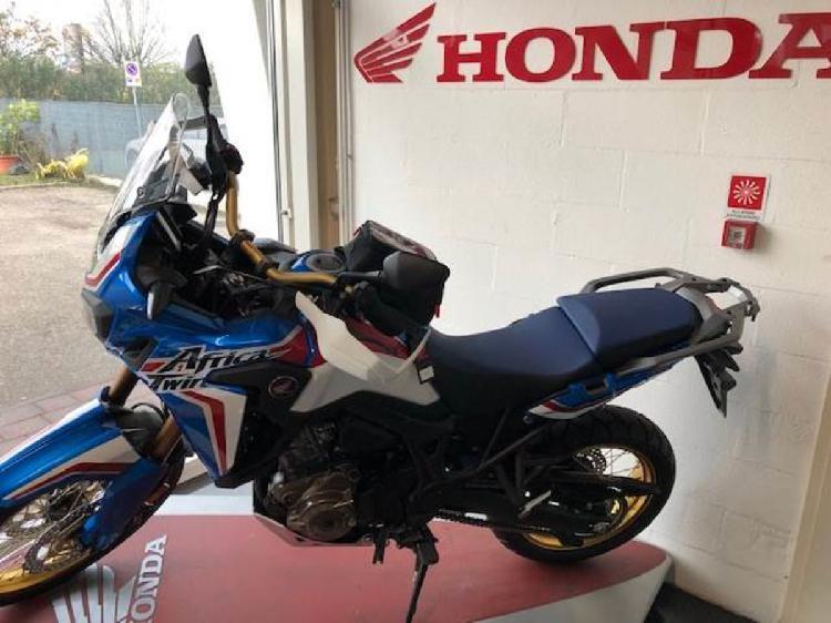 Honda africa twin dct (2018 - 19) nuova a faenza