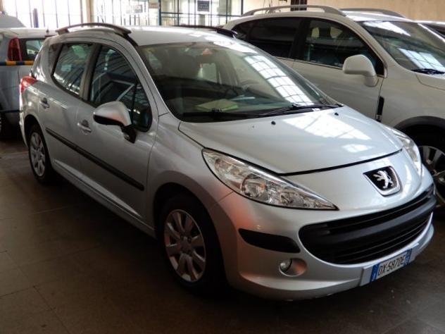 Peugeot 207 1.6 hdi 90cv fap sw energie rif. 10133318