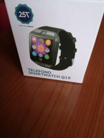 Smart watch q 18