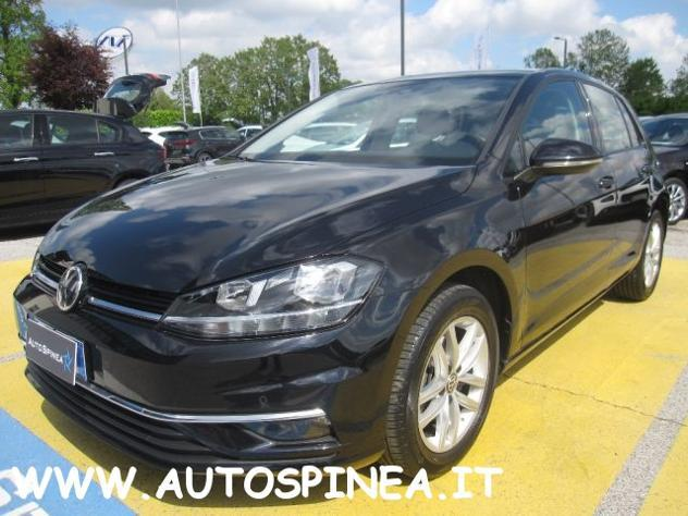 Volkswagen golf 1.6 tdi 115 cv 5p. business bluemotion