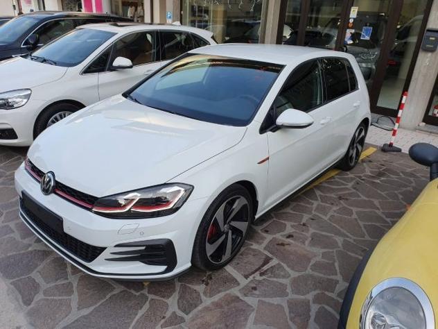 Volkswagen golf gti performance 2.0 245 cv tsi dsg 5p led