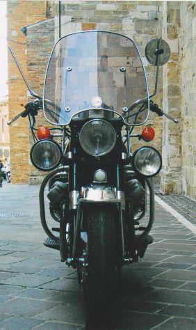 Moto guzzi california 850 del 1972
