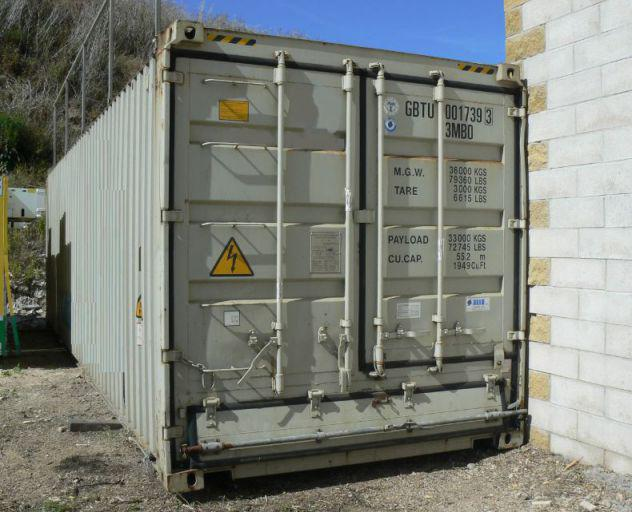 Container metri 【 AFFAIRES Febbraio 】 | Clasf