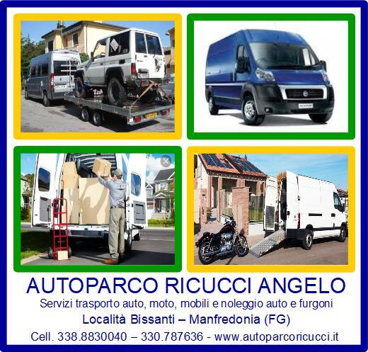 Trasporto mobili - moto - auto - furgoni