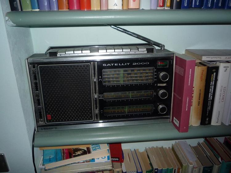 Radio grundig sat 2000
