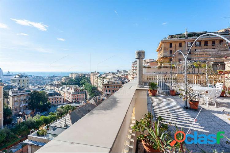 Appartamento vendita genova castelletto terrazzo