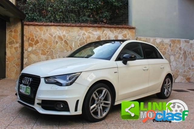 Audi a1 sportback diesel in vendita a pomigliano d'arco (napoli)