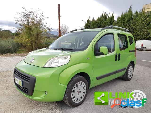 Fiat qubo metano in vendita a manoppello (pescara)