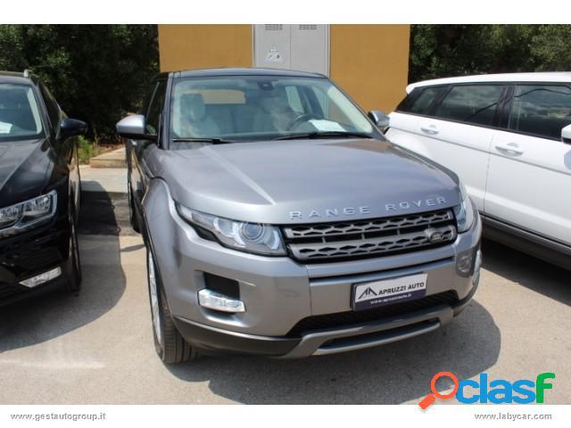 Land rover range rover evoque 2.2 sd4 pure diesel in vendita a san michele salentino (brindisi)