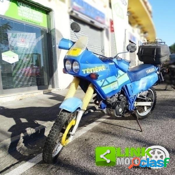Yamaha xt 600 z benzina in vendita a napoli (napoli)