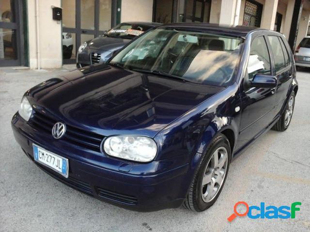Volkswagen golf diesel in vendita a canicattì (agrigento)
