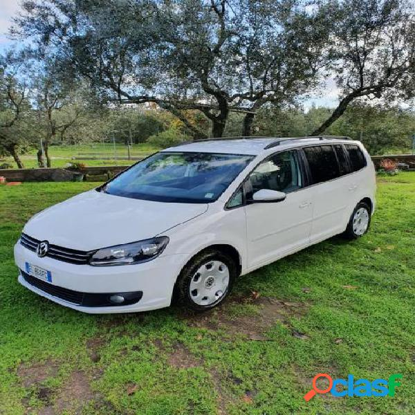 Volkswagen touran diesel in vendita a montefiascone (viterbo)