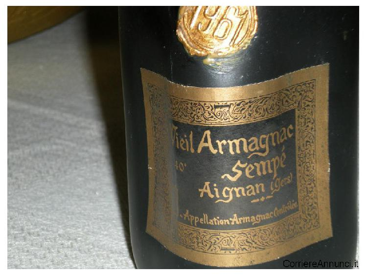 Armagnac Sempè del 1961