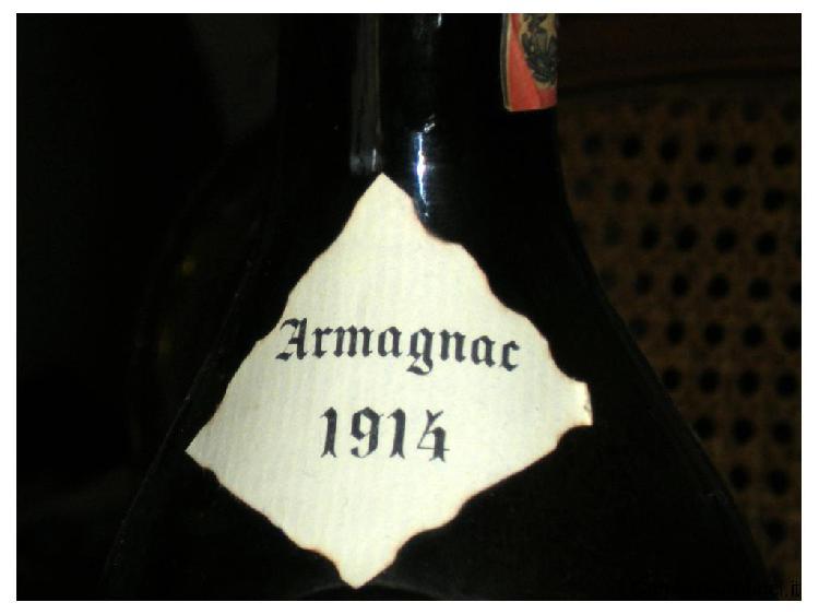 Armagnac del 1914
