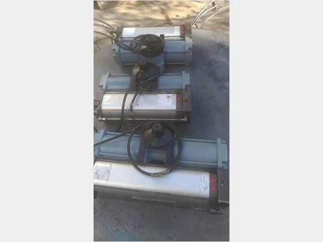 Bft sub riparazione revisione motori interrati