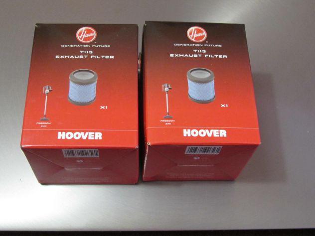 Hoover t113 filtro di scarico