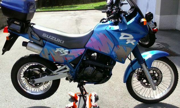 Moto Suzuki Dr 650 rs