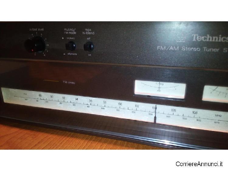 Sintonizzatore Technics ST 8080