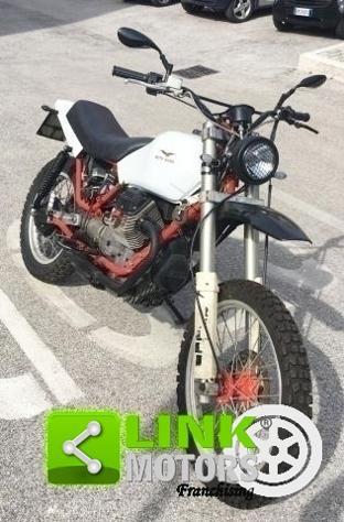 Moto guzzi tt 350 enduro del 1988