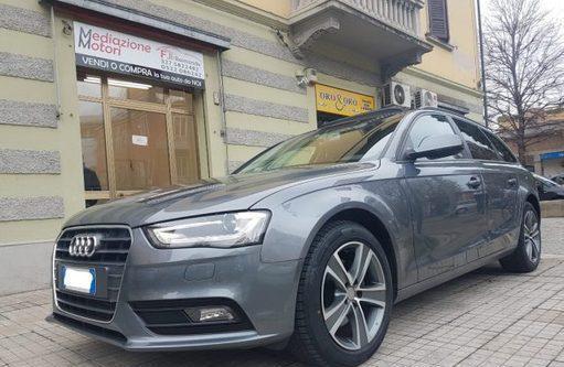 Audi a4 avant 2.0 tdi 150 cv quattro bus. plus reggio emilia