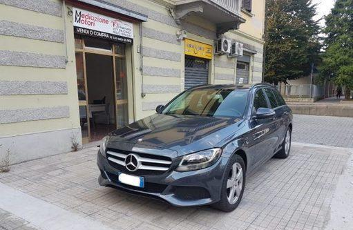 Mercedes benz c 180 business reggio emilia