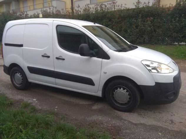 Peugeot partner 1.6 8v hdi 90cv fap l1 3 posti furgone rif.