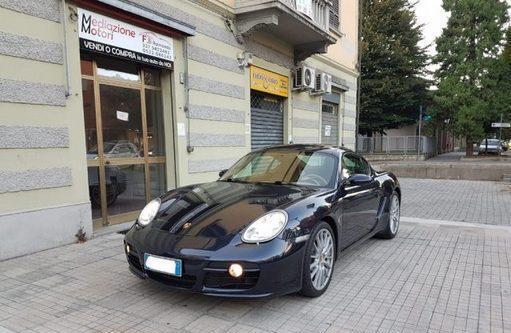 Porsche cayman 3.4 s reggio emilia