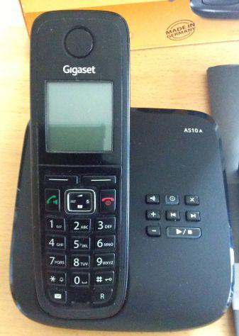 Siemens gigaset a510 a telefono cordless