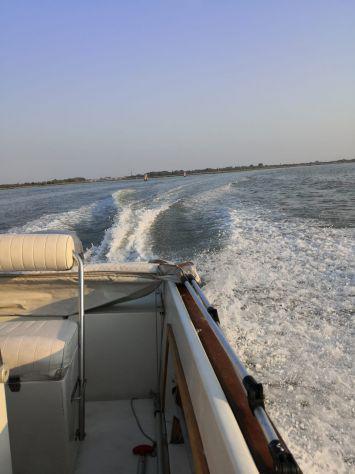 Barca open 6 metri