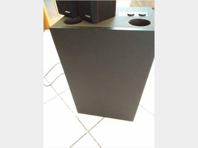 Bose acoustimass powered system 2683-2 usato