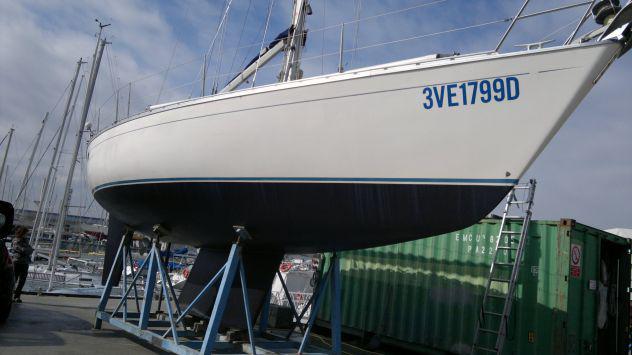 Barca a vela dufour 39
