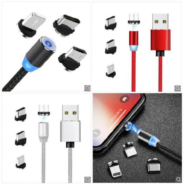 EKIT MICRO USB TIPO C CARICABATTERIE 3 IN 1 PER HUAWEI P9