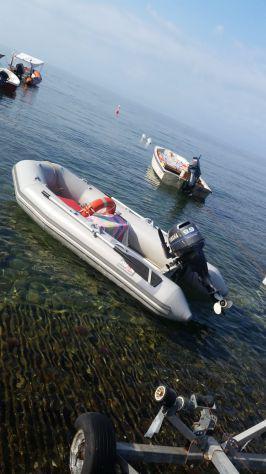 Gommone tender Avon 320 con Motore Yamaha 9,9 hp 4 tempi