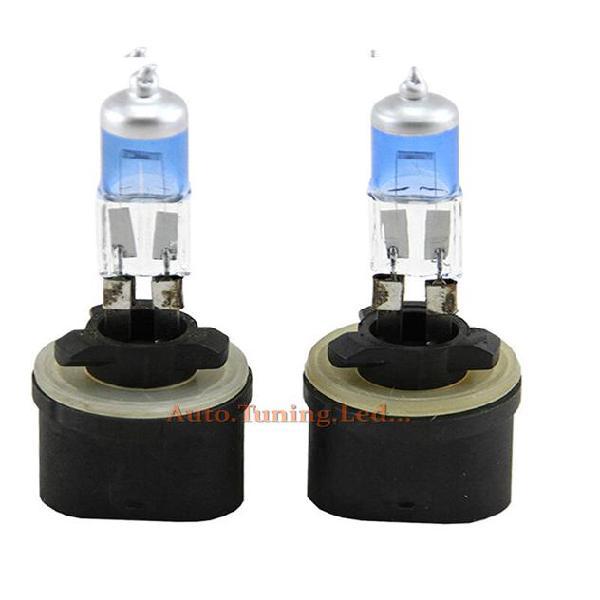 Hyundai accent coppia lampade blu xenon bianco h27w/1