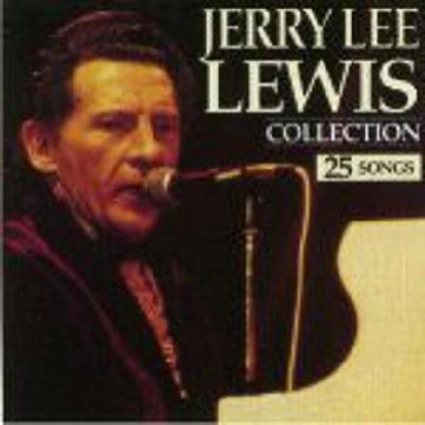 Jerry lee lewis - collection 25 songs