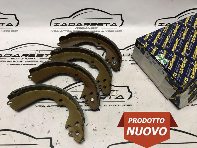 CORSA TIGRA 2 X Posteriore Tamburi Freno Scarpe /& CUSCINETTI ABS