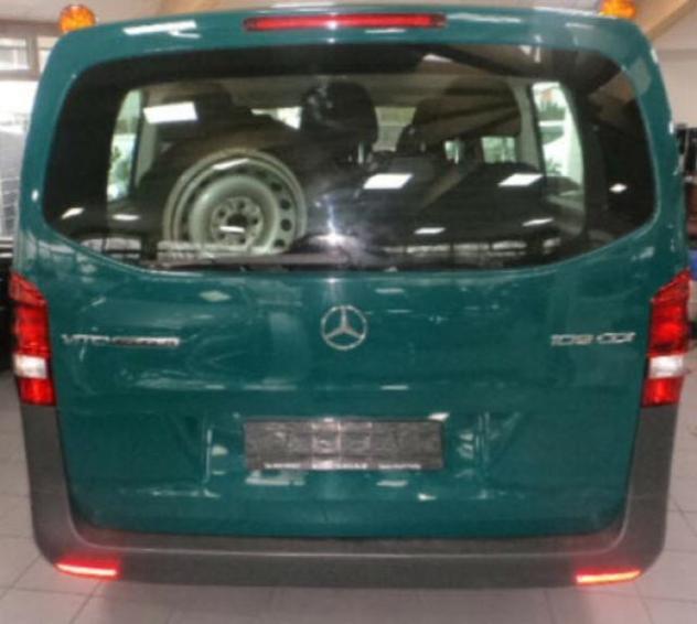 Mercedes-benz vito 1.6 109 cdi pc-sl furgone long rif.