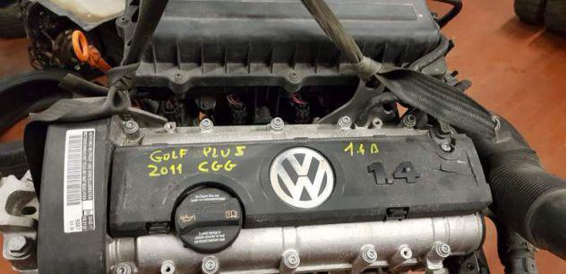 Motore volksvagen golf cgg 1.4 tsi 59 kw 2011