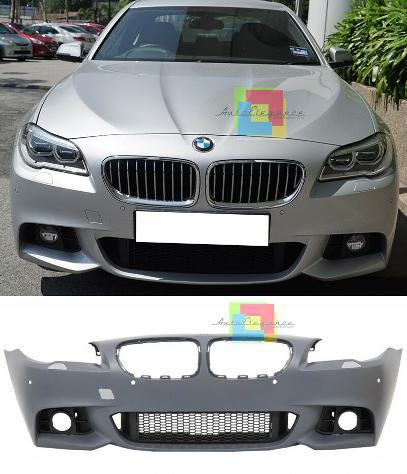 PARAURTI ANTERIORE VERNICIATO CON sra//pdc Adatto per BMW 7er tipo f01 f02 f03 f04