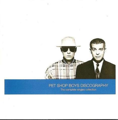 Pet shop boys - discography (the complete singles