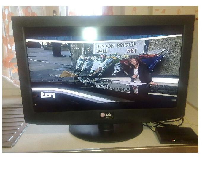 """Televisore 32"""" lg da rivedere funzionante"""