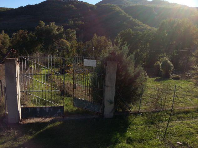 Terreno agricolo recintato cancello con pozzo artesiano 4000