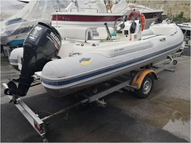 Barca a motorecobalt colbac 6 cv90 4t anno2010 lunghezza mt6