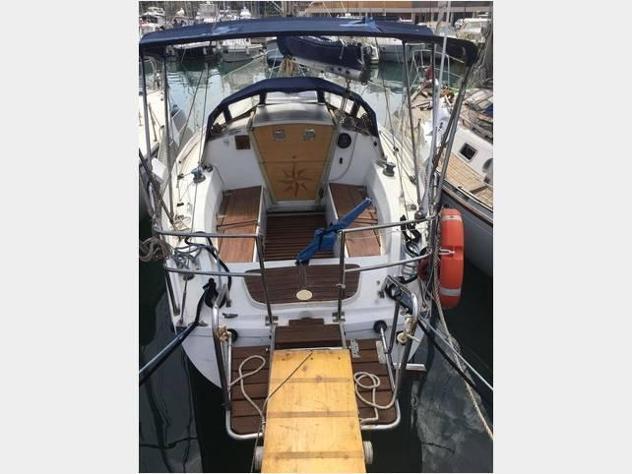Barca a velajeanneau folie douce anno1989 lunghezza mt9