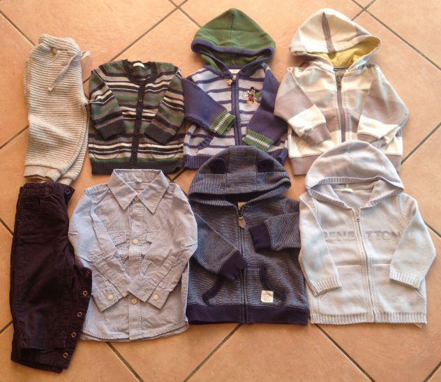 Abbigliamento bambino 6-9 mesi - inverno