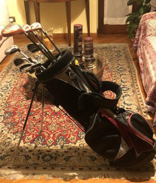 Set da golf completo